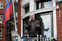 Assange ran election interference out of Ecuadorian Embassy, surveillance docs show