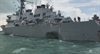 GPS spoofing could have caused warship crash  - US navy investigating