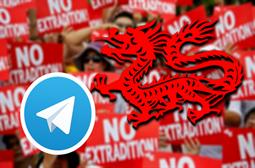 Telegram blames China for DDoS disruptions during Hong Kong unrest