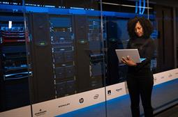 Doubling of women in cyber-securty in a year to quarter of workforce