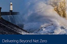 Roadmap for 'beyond net zero' concrete moves step closer