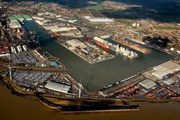 River Thames to act as new aggregates terminal for Tarmac
