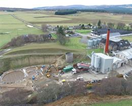 New biogas for the Highlands