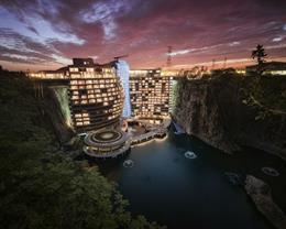 New quarry hotel opens
