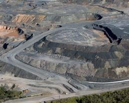 Mining revenues 'dramatically' up