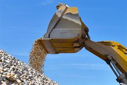 Government backs sand and gravel extraction planning refusal