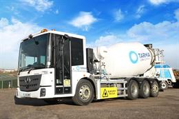 Tarmac rolls out tracking solution for ready-mix gains