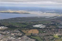 Peel submits plans for £165m 'plastic park' development
