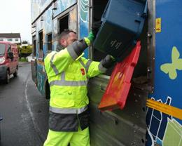 Tri-weekly collections boost recycling