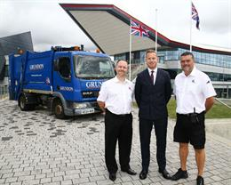 Silverstone revs up sustainability
