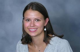 Louisa Legg, brand manager, Andrex