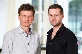 Creative duo: Matt Pam and Simon Hipwell join BETC London