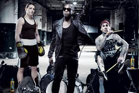 Lucozade Sport : signs up Tinie Tempah