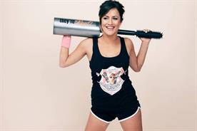 Caroline Flack: new Benefit brand ambassador