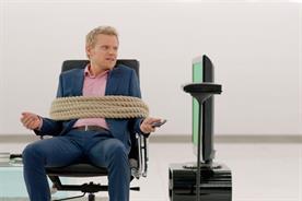Virgin Media: Marc Warren starred in a campaign to promote TiVo