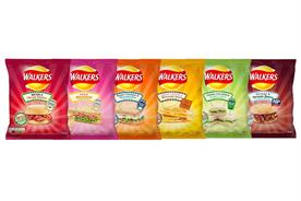 Walkers gets saucy in Heinz tie-up