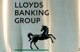 Lloyds Banking Group in marketing team changes