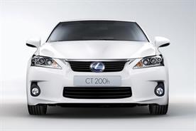 Lexus: launches CT 200H model at Harrods