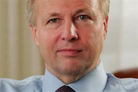Robert Dudley: steps up at BP