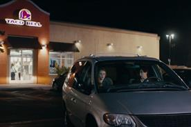 Taco Bell: latest TV spot created by Deutsch LA