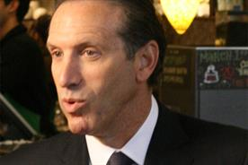 Howard Schultz: joins Groupon