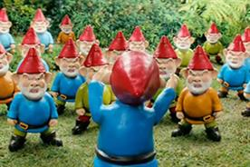 Ikea focuses on outdoor range with battle against gnome army