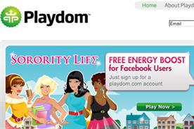 Playdom: acquired by Walt Disney