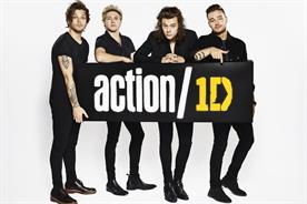 One Direction is calling on its fans to 'take action' against extreme poverty