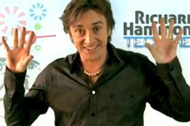 Richard Hammond: online Tech Head TV show sponsored by Regaine