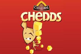 Dairy Crest: launches Chedds for kids