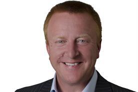 Russell Loarridge, European sales director, Janrain