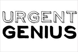 Urgent Genius: social content competition for creatives