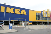 Ikea: promotes store with help from Facebook