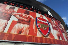 Arsenal FC: set to renew shirt sponsorship with Emirates