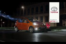 Toyota: 'Always a better way' strapline