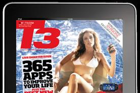 T3: Future title posted an ABC figure of 17,682 copies for its tablet edition
