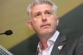 Jon Woods: ISBA president