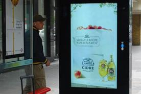 Stella Artois Cidre: launches weather-activated outdoor ad campaign