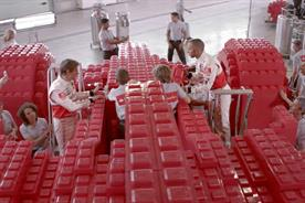 Santander: 'driven to do better' campaign starring Jenson Button and Lewis Hamilton