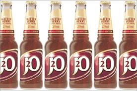 J2O: Britvic introduces Glitter Berry for the Christmas market