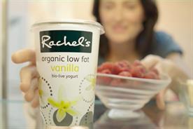 Rachel's: working with agency HMDG