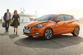 Nissan moves Verneuil back to UK as marketing director
