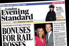 London Evening Standard: plans to e-auction ad slots