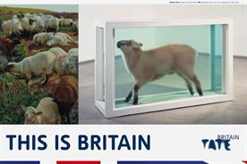 Tate's 'this is Britain' campaign