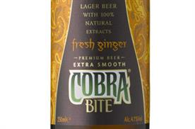 Cobra Beer aims flavoured lagers at female drinkers