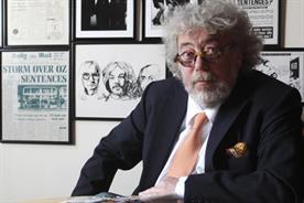 Felix Dennis, founder of Dennis Publishing