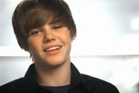 Justin Bieber: promotes Proactiv skincare products