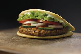 Burger King: to launch its Lamb Flatbread as an Easter promotion