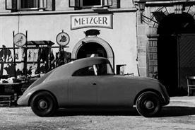 Audi: TV ad features Jaray Audi 20s prototype