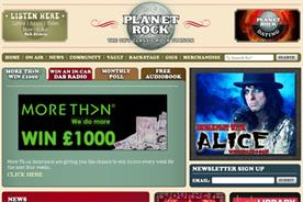 Planet Rock: More Than sponsors traffic and travel